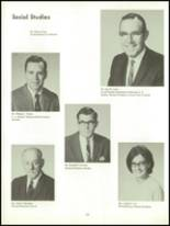 1969 Belmont High School Yearbook Page 18 & 19