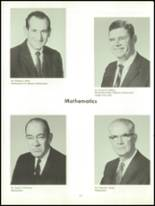 1969 Belmont High School Yearbook Page 20 & 21