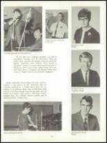 1969 Belmont High School Yearbook Page 22 & 23