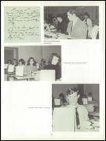 1969 Belmont High School Yearbook Page 24 & 25