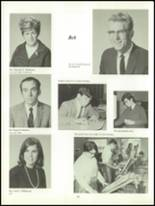 1969 Belmont High School Yearbook Page 28 & 29