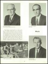 1969 Belmont High School Yearbook Page 30 & 31