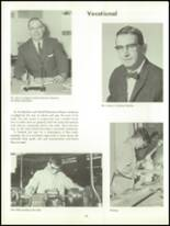 1969 Belmont High School Yearbook Page 32 & 33