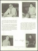 1969 Belmont High School Yearbook Page 36 & 37