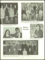 1969 Belmont High School Yearbook Page 40 & 41
