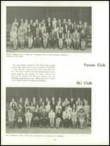 1969 Belmont High School Yearbook Page 44 & 45
