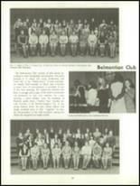 1969 Belmont High School Yearbook Page 52 & 53
