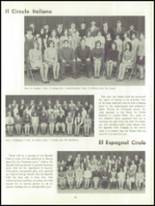 1969 Belmont High School Yearbook Page 54 & 55