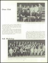 1969 Belmont High School Yearbook Page 56 & 57