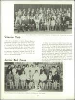 1969 Belmont High School Yearbook Page 58 & 59