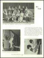1969 Belmont High School Yearbook Page 60 & 61
