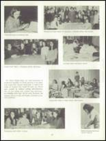 1969 Belmont High School Yearbook Page 66 & 67