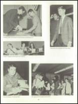 1969 Belmont High School Yearbook Page 72 & 73