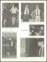 1969 Belmont High School Yearbook Page 74 & 75