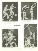 1969 Belmont High School Yearbook Page 84 & 85