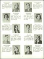 1969 Belmont High School Yearbook Page 96 & 97