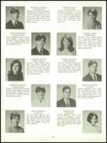 1969 Belmont High School Yearbook Page 98 & 99