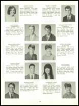 1969 Belmont High School Yearbook Page 100 & 101