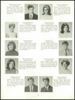 1969 Belmont High School Yearbook Page 102 & 103