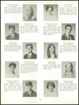 1969 Belmont High School Yearbook Page 104 & 105