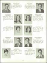 1969 Belmont High School Yearbook Page 108 & 109