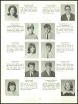 1969 Belmont High School Yearbook Page 116 & 117