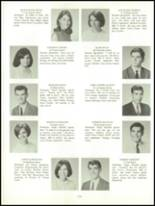 1969 Belmont High School Yearbook Page 118 & 119