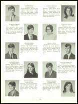 1969 Belmont High School Yearbook Page 122 & 123