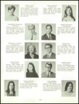 1969 Belmont High School Yearbook Page 124 & 125