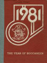 1981 Yearbook Haughton High School