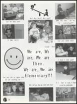 1998 Mulhall-Orlando High School Yearbook Page 18 & 19