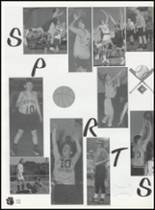 1998 Mulhall-Orlando High School Yearbook Page 40 & 41