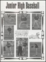 1998 Mulhall-Orlando High School Yearbook Page 54 & 55