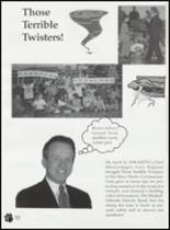 1998 Mulhall-Orlando High School Yearbook Page 60 & 61