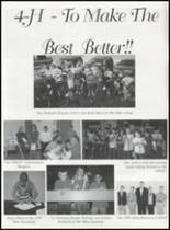 1998 Mulhall-Orlando High School Yearbook Page 66 & 67