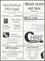 1998 Mulhall-Orlando High School Yearbook Page 86 & 87