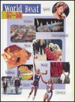 1998 Mulhall-Orlando High School Yearbook Page 88 & 89