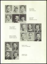 1957 Otego Central School Yearbook Page 28 & 29