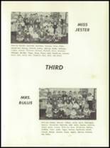 1957 Otego Central School Yearbook Page 36 & 37
