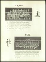 1957 Otego Central School Yearbook Page 46 & 47