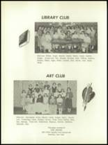 1957 Otego Central School Yearbook Page 50 & 51