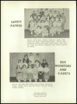 1957 Otego Central School Yearbook Page 54 & 55