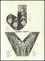 1957 Otego Central School Yearbook Page 60 & 61