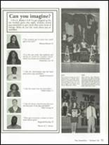 1993 Skyline High School Yearbook Page 34 & 35