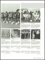 1993 Skyline High School Yearbook Page 74 & 75