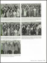1993 Skyline High School Yearbook Page 108 & 109