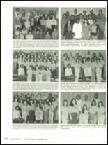 1993 Skyline High School Yearbook Page 110 & 111