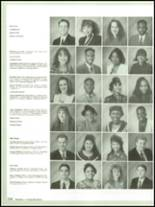 1993 Skyline High School Yearbook Page 164 & 165