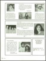 1993 Skyline High School Yearbook Page 256 & 257