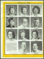 1986 Mounds High School Yearbook Page 10 & 11